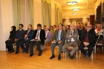 BUDAPEŞTE - Osman Selahaddin Osmanoğlu, Macaristan'da Konferans Verdi