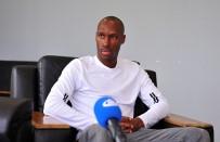 FİKRET ORMAN - Atiba Hutchinson Açıklaması 'Kaliteli Yabancılar Ligin Seviyesini Yükseltiyor'