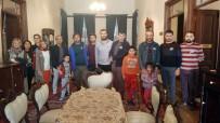 ATATÜRK EVİ - Özel Öğrenciler Atatürk Evi'ni Ziyaret Etti