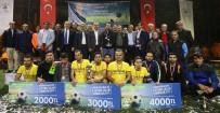 BEDENSEL ENGELLILER - Pamukkale Futbol Turnuvası Sona Erdi
