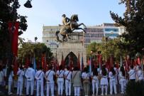 ATATÜRK KÜLTÜR MERKEZI - Samsun'da Atatürk'ü Anma Töreni Düzenlendi