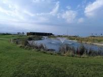 YUSUF ZIYA YıLMAZ - Samsun Golf Kulübü Hayran Bırakıyor