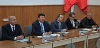 PROFESÖR - SÜ Ziraat Fakültesi Akademik Kurul Toplantısı Yapıldı