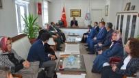 CENGIZ ŞAHIN - Tatvan'da 'Bitlis Tanıtım Günleri' Toplantısı