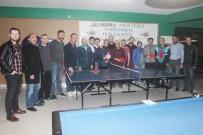 MASA TENİSİ - Tavşanlı'da Masa Tenisi Turnuvası