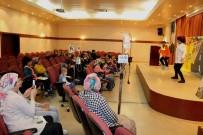 ÇOCUK HASTANESİ - Tiyatro Gösterisi, Lösemili Çocuklara Moral Oldu