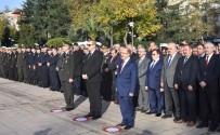 TRABZON VALİSİ - Trabzon'da 10 Kasım Atatürk'ü Anma Etkinlikleri