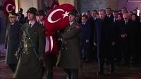 ANıTKABIR - Türkiye Ata'sını Anıyor