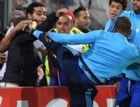 EURO - UEFA'dan Evra'ya tarihi ceza!