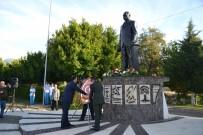 AHMET ŞİMŞEK - Ulu Önder Atatürk, Bozyazı'da Törenle Anıldı