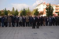 ATATÜRKÇÜ DÜŞÜNCE DERNEĞI - Ulu Önder Atatürk Kargı'da Anıldı