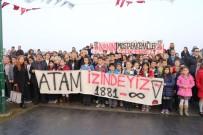 ADNAN MENDERES ÜNIVERSITESI - Ulu Önder Mustafa Kemal Atatürk Kuşadası'nda Anıldı
