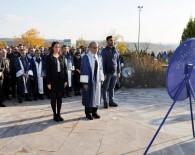 HUKUK DEVLETİ - Uşak Üniversitesi'nde 10 Kasım Atatürk'ü Anma Günü Etkinlikleri