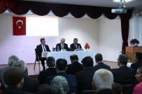 CEMAL ŞAHIN - Vali Çakacak, Erenköy Mahalle Sakinlerinin Sorunlarını Dinledi