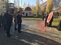 VAN YÜZÜNCÜ YıL ÜNIVERSITESI - Van'da 10 Kasım Atatürk'ü Anma Günü