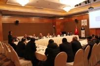 ERÇEK GÖLÜ - Van'da Sulak Alan Yönetim Planı Çalıştayı