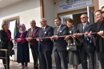 ÖLÜM YILDÖNÜMÜ - Zübeyde Hanım Parkı Açıldı