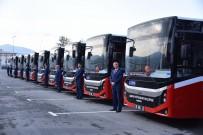 YUSUF ZIYA YıLMAZ - 70 Yeni Otobüs Samsun Halkının Hizmetinde
