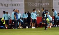 A MİLLİ FUTBOL TAKIMI - A Milli Takım, Arnavutluk Maçı Hazırlıklarını Sürdürdü