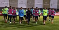 A MİLLİ FUTBOL TAKIMI - A Milliler Arnavutluk Maçı Hazırlıklarını Sürdürdü