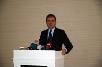 BAŞMÜZAKERECI - AB Bakanı Çelik Açıklaması 'Almaya'da Türkiye Karşıtı Söylemler Merkez Partilerin Çöküşüne Yol Açıyor'