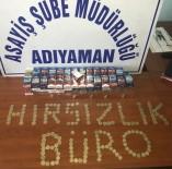ADıYAMAN ÜNIVERSITESI - Adıyaman'da Büfeden Hırsızlık Açıklaması 1 Gözaltı
