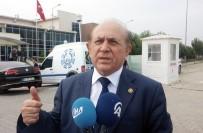 ANAYASA KOMİSYONU - AK Parti, Burhan Kuzu'yu İkna Etmeye Çalışıyor