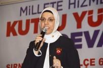 ŞERAFETTIN ELÇI - AK Parti Genel Başkan Yardımcısı Kan, Şırnak'ta