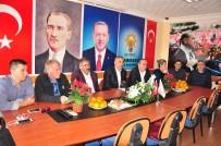 NIHAT ÖZTÜRK - AK Parti'li Ülgen; 'Çocuklarımız Ve Gençlerimiz İçin Halı Sahalardan Birine Talibiz'