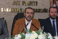 MAHİR ÜNAL - AK Parti'li Ünal Açıklaması 'FETÖ'yü Bir Kanser Hücresini Çekip Alır Gibi Aldık Ve Beraberce Çıkardık'