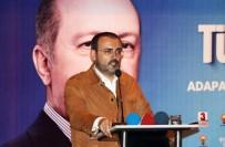 MAHİR ÜNAL - AK Parti'li Ünal, AK Parti İlçe Gençlik Kolları Kongresi'ne Katıldı