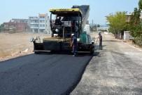 MİTHAT PAŞA - Aliağa Belediyesinden Helvacı Mahallesine 23 Bin Ton Asfalt