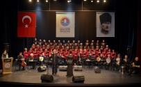 SES SANATÇISI - Atatürk Sevdiği Şarkılarla Anıldı