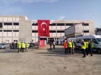HAYDARPAŞA GARı - Bakan Arslan,  Gebze- Halkalı Arasında Devam Eden Banliyo Tren Hattındaki Çalışmaları İnceledi