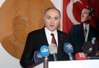 MEHMET ERDOĞAN - Bakan Özlü Açıklaması 'Biz Sendelersek Türkiye Düşer'