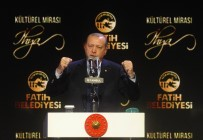 FATİH BELEDİYESİ - Başkan Mustafa Demir Açıklaması  '320 Adet Orta Ölçekli Eseri Restore Ettik'