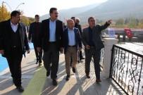 AK PARTİ İL BAŞKANI - Belediyeden Yeşilımak'a 'Şirin' Gerdanlık
