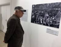 BEŞIKTAŞ BELEDIYESI - Beşiktaş'ta Mülteci Krizine Dikkat Çekmek İçin Fotoğraf Sergisi Açıldı