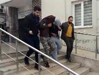RUHSATSIZ SİLAH - Bursa'da Uyuşturucu Operasyonu Açıklaması 4 Gözaltı