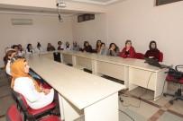 AŞIRI TERLEME - Büyükşehir Belediyesinden Madde Bağımlılığına Karşı Farkındalık Eğitimi