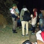 ZEYTINLIK - Çanakkale'de 48 Kaçak Göçmen Yakalandı