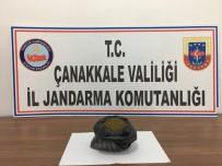 GEYIKLI - Çanakkale'de Uyuşturucu Operasyonu