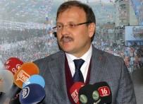 EŞCINSEL - Çavuşoğlu'ndan CHP'ye 'Eşcinsel Kotası' Tepkisi