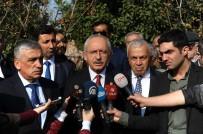 BURSA BÜYÜKŞEHİR BELEDİYESİ - CHP Genel Başkanı Kılıçdaroğlu, 'Her Firmanın Denetlenmesi Gerekiyor'