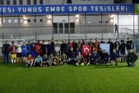 FUTBOL TURNUVASI - Cumhuriyet Ve Atatürk Futbol Turnuvası Sona Erdi