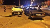 KAVAKYOLU - Erzincan'da Kaza Açıklaması 4 Yaralı
