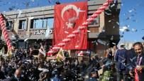 MEHMET ERDOĞAN - Gaziantep'te MÜSİAD'ın Yeni Binası Hizmete Açıldı