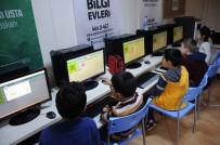 HASAN TAHSIN - Gaziosmanpaşa'da 2 Bin Öğrenciye Yazılım Ve Kodlama Eğitimi