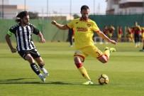 MANISASPOR - Hazırlık Maçında Göztepe, Manisaspor'u 2-0 Yendi