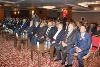 İŞ SAĞLIĞI - Hizmet-İş Sendikası Malatya Şubesi 7. Olağan Genel Kurulunu Yaptı